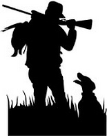 chasseur silhouette